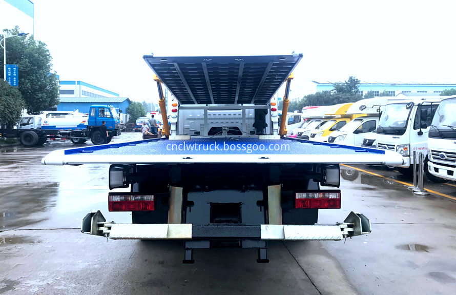 flatbed tow truck 5
