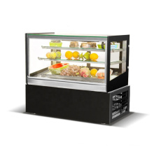 Bäckereimaschinen kommerziellen Display Kuchen Kühlschrank 900mm