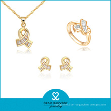 OEM akzeptiert Premium Silber Schmuck Set Design (J-0061)
