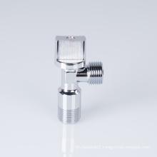 Bathroom Toilet Wash Basin Polishing Cheap Angle Brass Control Water Level Shock Valve