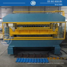 Doppelprofile Roof Roll Forming Machine