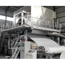 Machine à papier hygiénique