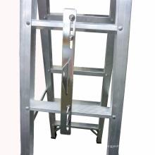Стальной вертикальный спасательный круг якорь системы лестницы нержавеющей