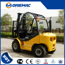Cheap Price Yto Small 2ton Battery Electric Forklift Truck Cpd20