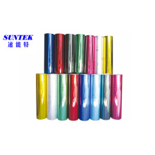 Multi-Color High Quality Fluorescent PVC Vinyl for Printing