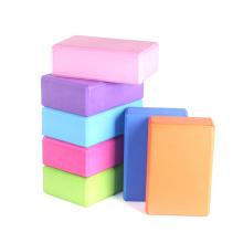 Yugland amazon select Customized logo Eva Eco-friendly yoga block brick