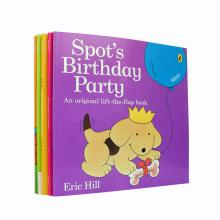 Umweltfreundliches farbenreiches Softcover Kinder Story Book