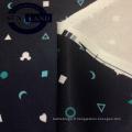 Le papier de dessin de carton de 100 polyester a imprimé le tissu interlock FDY pour le tissu d'enfant