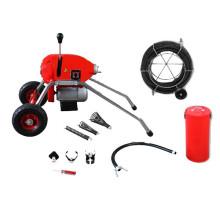 D200 desagüe de alcantarillado eléctrico / máquina de limpieza de drenaje para la venta