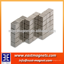 N35 square sintered magnet for nuclear magnetic resonance