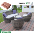 Водонепроницаемый Открытый дом материалы деревянный пластичный decking смеси WPC