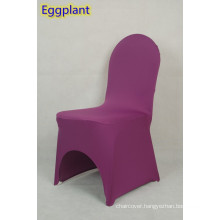 chair covers,lycra chair cover,fit all banquet chairs,high quality,eggplant