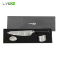 8 Zoll 440C Damascus Steel Chef Messerset