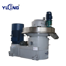 YULONG-Ausrüstung für den Handel mit Biomassepellets