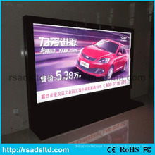 Free Standing Picture Changing LED Light Box