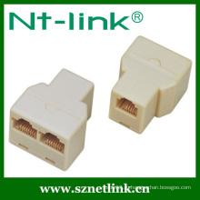 NT-Link Cat5e UTP триплексный адаптер