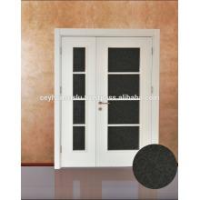 Türkisch Manufacured Doppel-Blatt, Lackiert Verglasung Veneer Interior Door