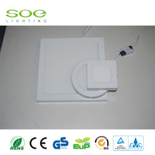 Aluminum Recessed square LED Light Panel