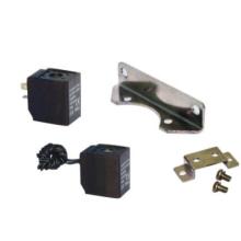 válvulas de controle de fluido bobina e acessórios