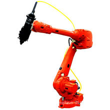 Perfect Combination of Robot Arm with Fiber Laser Source, Obtained 3D Cutting and WeldingNew