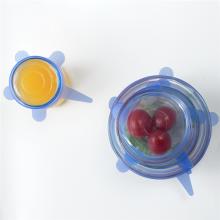 Küche FDA Lebensmittelqualität Silikon Stretchdeckel