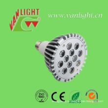 12W Светодиодные PAR38 Свет, энергосберегающие лампы
