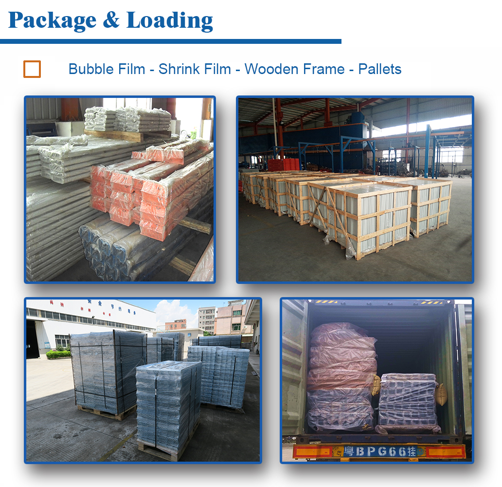 package racking