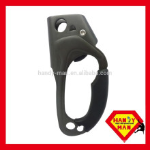 Aluminum Climbing CE EN567 AAD-0328-L 8mm 13mm Ascension Handled Left Hand Ascneder