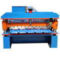 Sheet Metal Glazed Trapezoid IBR Roofing Making Machine