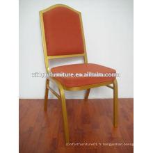 Chaise empilable pour banquet d'hôtel XA171
