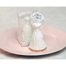 Dekorasi Bride and Groom wedding nikmat lilin