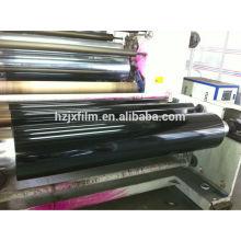 Черная металлизированная пленка