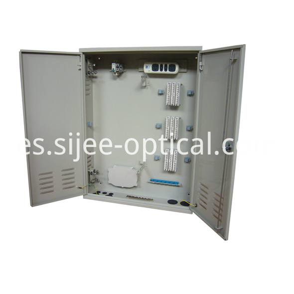 Corridor Integrated Access Cabinet