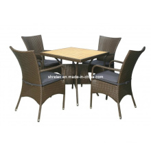 Patio Wicker Chair Set Garden Outdoor Rattan Furniture