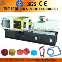 plastic bottle cap making machineinjection machine shot weight:103g--183g 15 years experience Servo System