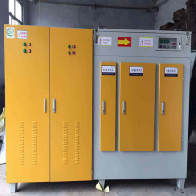 Industrial fume removal equipment