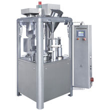Pharmaceutical Automatic Capsule Filling Machine , Flat Plate Vertical Packaging Machine