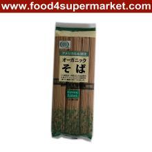 300g Macarrão orgânico para supermercado (macarrão soba)