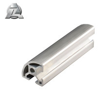 Reasonable price aluminium extrusion quarter round profile