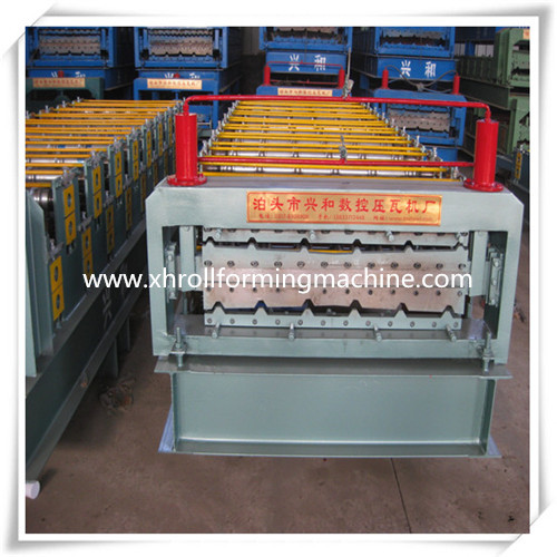 1050/1080 Roof Roll Forming Machine