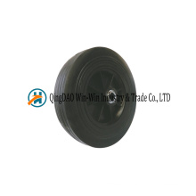 10 Inch Solid Rubber Wheel for Hand Trolley