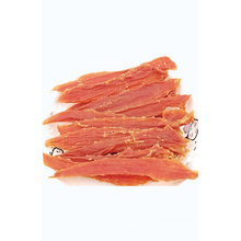Dried duck jerky without any additives