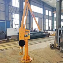 Slewing Articulating Jib Crane Balance