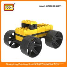 LOZ plastic construction blocks