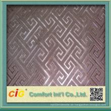 Neueste Designs Wand und Dekoration von PVC Leder