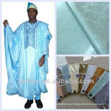 Africa Brocade Bazin Garment Fabric Riche Guinea Brocad Envío Gratis Damasco Pure Cotton Africa No.1 Calidad