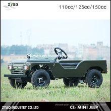 110ccm / 125ccm / 150cc Mini-Jeep Willys mit Ce