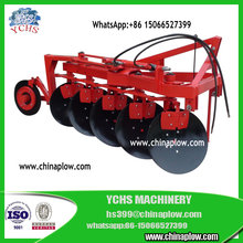 Farm Heavy Duty Hydraulic Double Way Disc Plough for Peru Market