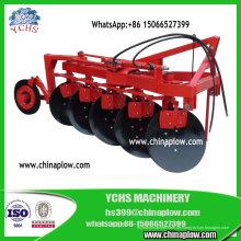 China Lieferant Hydraulische Double Way Disc Pflug für Traktor