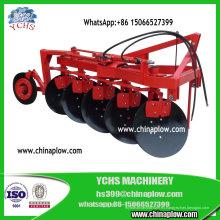 Arado del disco de la manera doble hidráulica del proveedor de China para el tractor